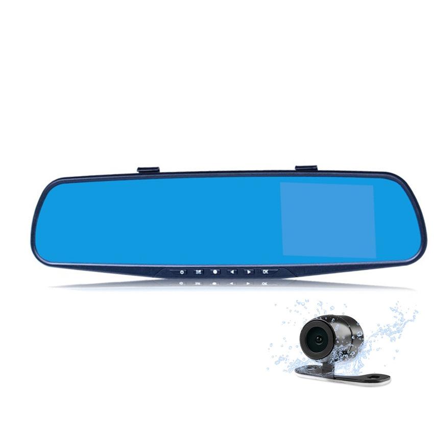 3.2寸高清行车记录仪双镜头行车纪录仪
